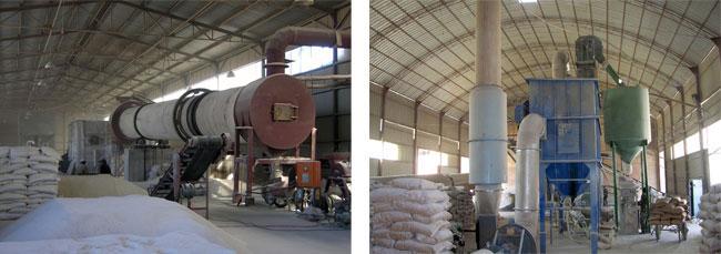 膨润土深加工生产设备