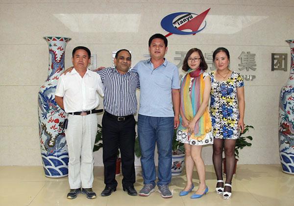 印尼外商参观访问