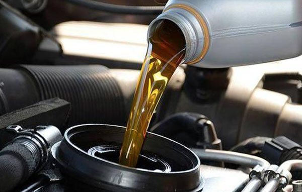 废机油脱色净化处理效果